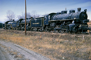 VBR 897 Piney River VA Dec. 1965 EHG 2