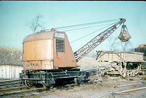 VBR Burro Crane Piney River 1962