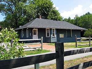 VBR Trail Piney River Depot 3