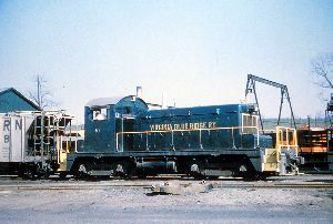 VBR 10 - Piney River April 1969
