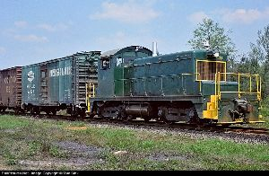 VBR 10 Piney River VA April 1971