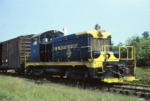 VBR 12 Piney River VA 8-29-1966
