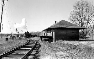VBR 9 Piney River Depot Crossing 1961 JK lg