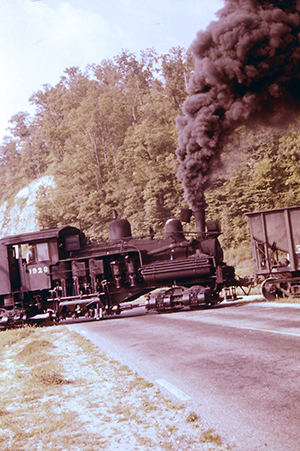Earle - Graham County RR Shay No. 1926 1962 A