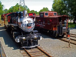 SR 385 at Whippany Railway Museum