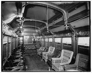 DLW Club Car 1900