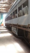 DLW Club Car 3454 88 side sheets removed 8 6 2014 Ray Clauss