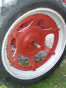 Farmall Rubber