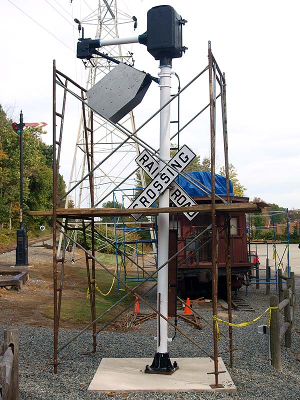 Railroad Crossing Gates Amp Signals